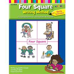 Four Square Writing Method Early Learning By Milliken Lorenz Educational Press