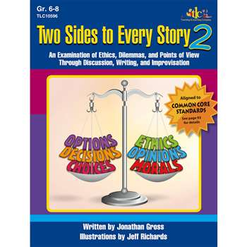 Two Sides To Every Story Gr 6-8, TLC10596