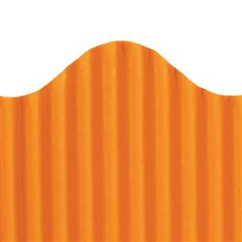 Corrugated Border Orange, TOP21009