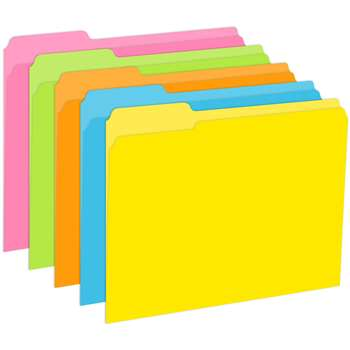 Game Folders Brite Colors By Top Notch Teacher Products