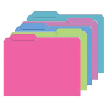 Galactic Assorted Mini Folders 25Pk By Top Notch Teacher Products