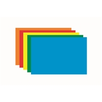 Index Cards Blank 200Ct 2X3 Primary Assorted, TOP3665