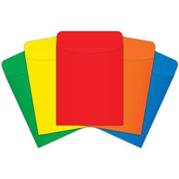 Little Pockets Primary Colors - Top4035 By Top Notch Teacher Products