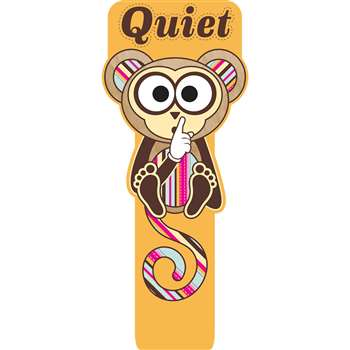 Handy Signs Quiet - Top5366 By Top Notch Teacher Products