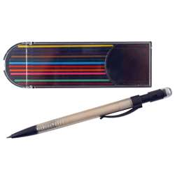 Mechanical Pencil W/12 Color Refills - Tpg330 By The Pencil Grip