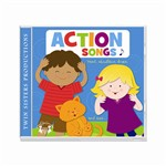 Action Songs Cd, TWIN603CD