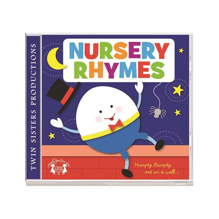 Nursery Rhymes Cd, TWIN605CD