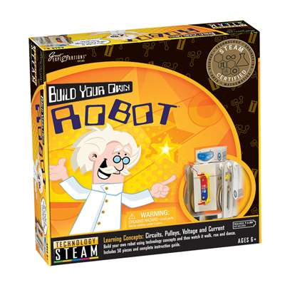 Build Your Own Robot, UG-01143