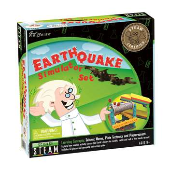 Earthquake Simulator, UG-01154