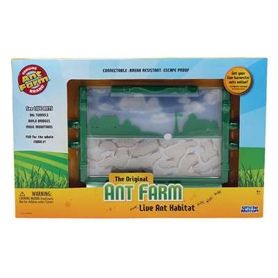 Ant Farms - Um-0015 By Uncle Milton Industries