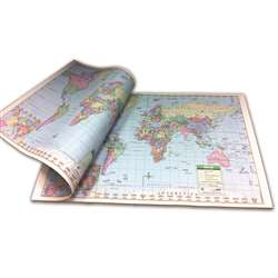 World Study Pads - Uni16310 By Kappa Map Group / Universal Maps