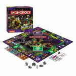 Teenage Mutant Ninja Turtles Edition Monopoly, USAMN096345