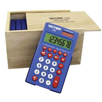 Victor 108 Teachers Kit Of 10 - Vct108Tk By Victor Technology