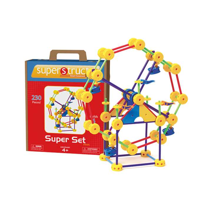 Superstructs Super Set - Wab0505 By Waba Fun