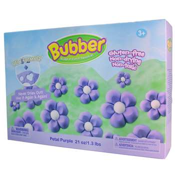 Bubber 21 Oz. Big Box Purple, WAB140505