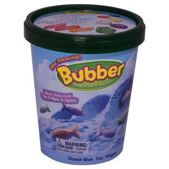 Bubber 7 Oz. Bucket Blue, WAB140600
