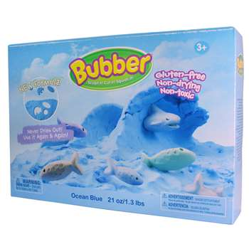 Bubber 21 Oz. Big Box Blue, WAB140605