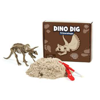 Kinetic Sand Dino Dig Triceratops, WAB150112