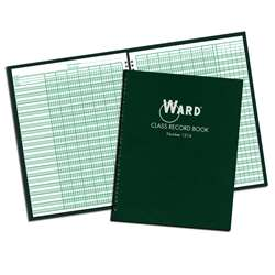 Classrecord Book 12To14 Week Period - War1214 By Ward The Hubbard