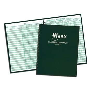 Class Record Book 6-7 Weeks - War67L By Ward The Hubbard