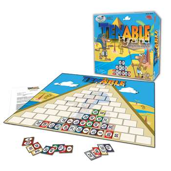 Tenable Pyramid Game - Wca4040 By Wiebe Carlson Associates