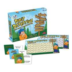 Digit Detective - Wca4050 By Wiebe Carlson Associates
