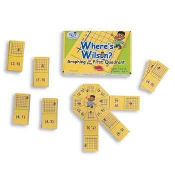 Where'S Wilson Game - Wca4523 By Wiebe Carlson Associates