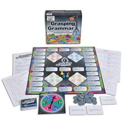 Grasping Grammar Game - Wca6252 By Wiebe Carlson Associates