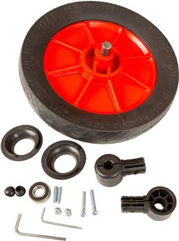 Rear Wheel Complete Set 474, WIN50574