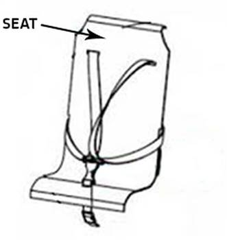 Seat For Win801, WIN50879