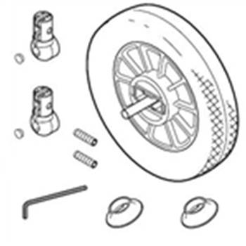 Front Wheel Complete For Win539, WIN50921