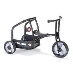 Police Tricycle - Win562 By Winther