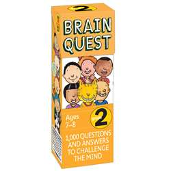 Shop Brain Quest Gr 2 - Wp-16652 By Workman Publishing