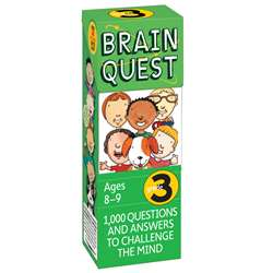 Shop Brain Quest Gr 3 - Wp-16653 By Workman Publishing