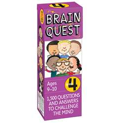Shop Brain Quest Gr 4 - Wp-16654 By Workman Publishing
