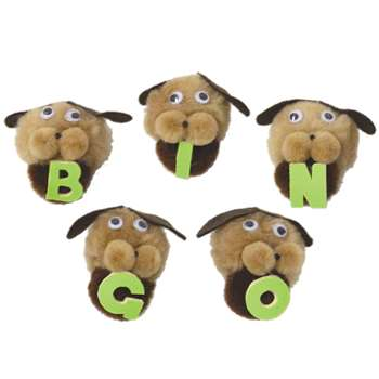 Shop Bingo Dogs With Letters - Wz-104 By Melody House