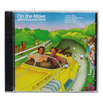 Shop On The Move Cd Greg & Steve - Ym-005Cd By Creative Teaching Press