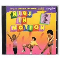 Shop Kids In Motion Cd Greg & Steve - Ym-008Cd By Creative Teaching Press