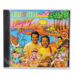 Shop Playing Favorites Cd Greg & Steve - Ym-012Cd By Creative Teaching Press