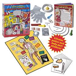 The Magic School Bus A Journey Into The Human Body Kit - Ys-Wh9251125 By The Young Scientist Club