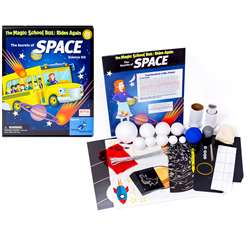 The Magic School Bus The Secrets Of Space Kit - Ys-Wh9251127 By The Young Scientist Club