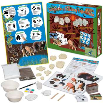 Science On A Tracking Expedition - Ys-Wh9251136 By The Young Scientist Club