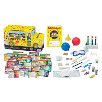 The Magic School Bus Chemistry Lab - Ys-Wh9251142 By The Young Scientist Club