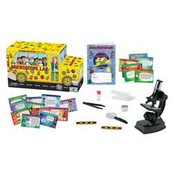 The Magic School Bus Microscope Lab - Ys-Wh9251143 By The Young Scientist Club