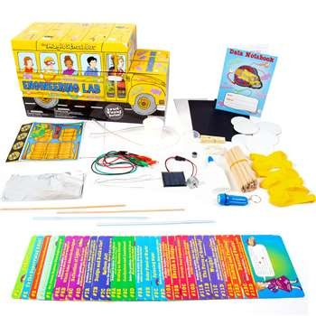 The Magic School Bus Engineering Lab, YS-WH9251156