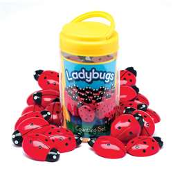 Ladybugs Counting Set, YUS1027