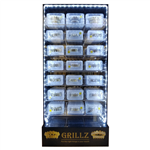 GRILLZ WITH LED DISPLAY / GRD 200