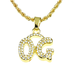 MINI PENDANT AND CHAIN SET / HC 366