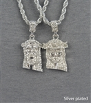 DOUBLE PENDANT AND CHAIN SET / MHC 07