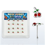 NOSE STUD / NS B13 (NBCH16)